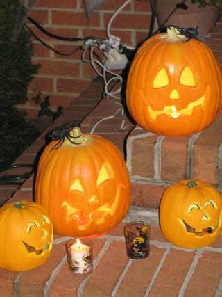 Stuga, autumn,halloween,cooking outside 113