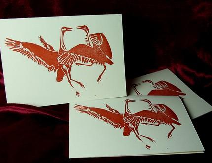 Crane cards