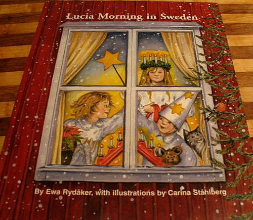 Lucia Morning in Sweden