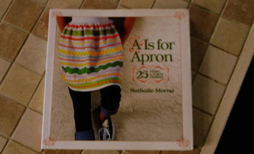 Crafting,book tents, A is for apron_3870