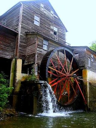 The old mill 1