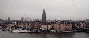 Stockholm fog