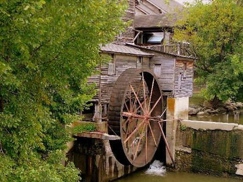 The old mill 2