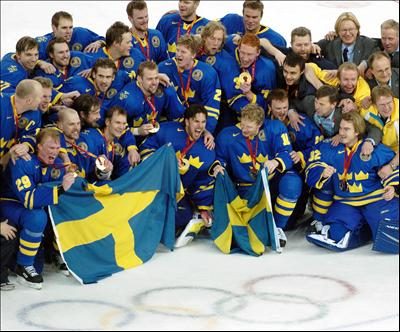 Sweden hockey
