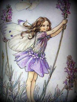 Jump Into A Book The Fairy Garden