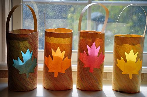 So Many Of You Asked How I Made These Lanterns That Thought Would Leave A Tutorial