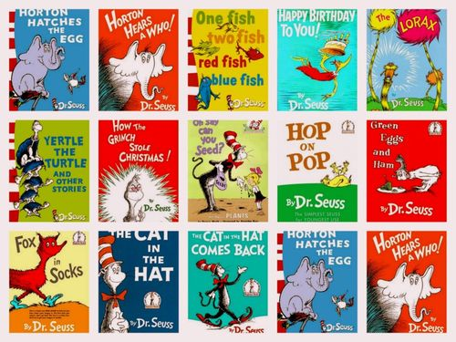 The Happy Birthday Dr. Seuss Booklist