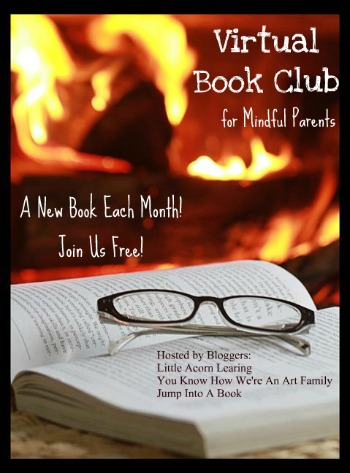 Virtual Book Club Logo