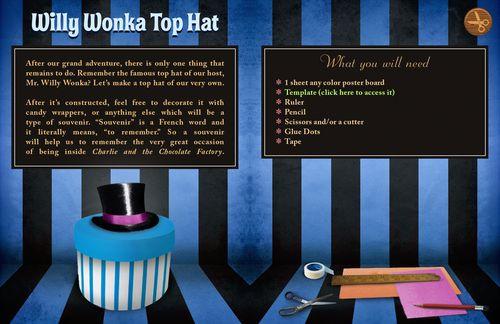 6-JIAB Charlie top hat spread